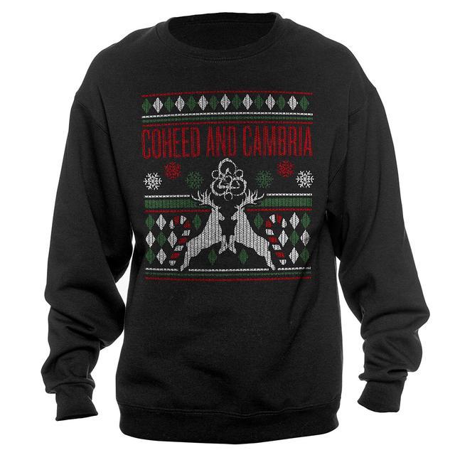 Coheed and Cambria Snowflake Holiday Sweatshirt