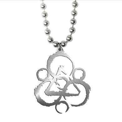 Coheed and Cambria Keywork Necklace