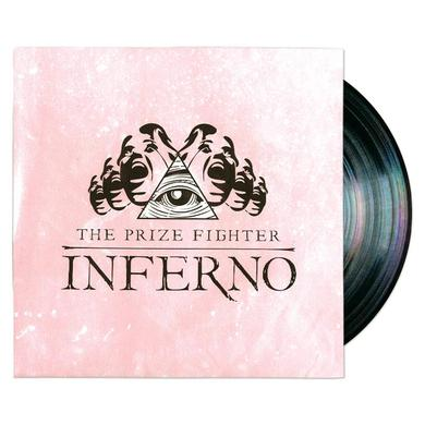 "Coheed and Cambria The Prize Fighter Inferno - Half Measures (10"" EP ) on Black Vinyl"