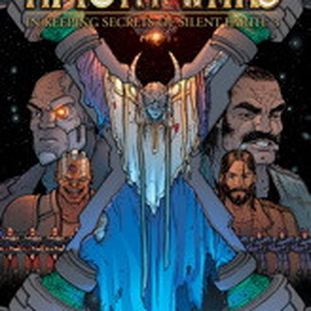 Coheed and Cambria The Amory Wars: In Keeping Secrets Of Silent Earth: 3 Vol. 2 Paperback
