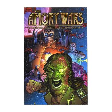 Coheed and Cambria The Amory Wars in Keeping Secrets Of Silent Earth: 3 (Hardback)