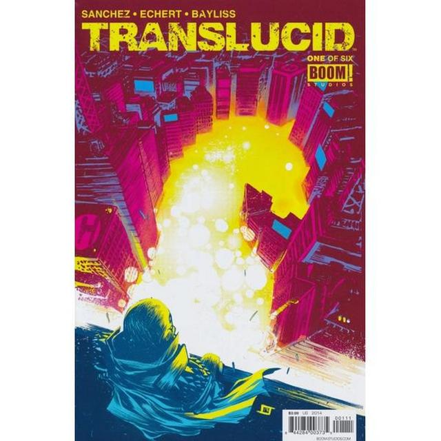 Coheed and Cambria Translucid: Issue 1
