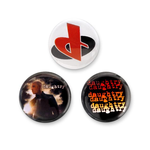 Daughtry Button Pack