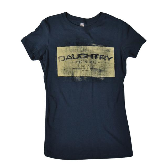 Daughtry Ladies Made In America T-shirt