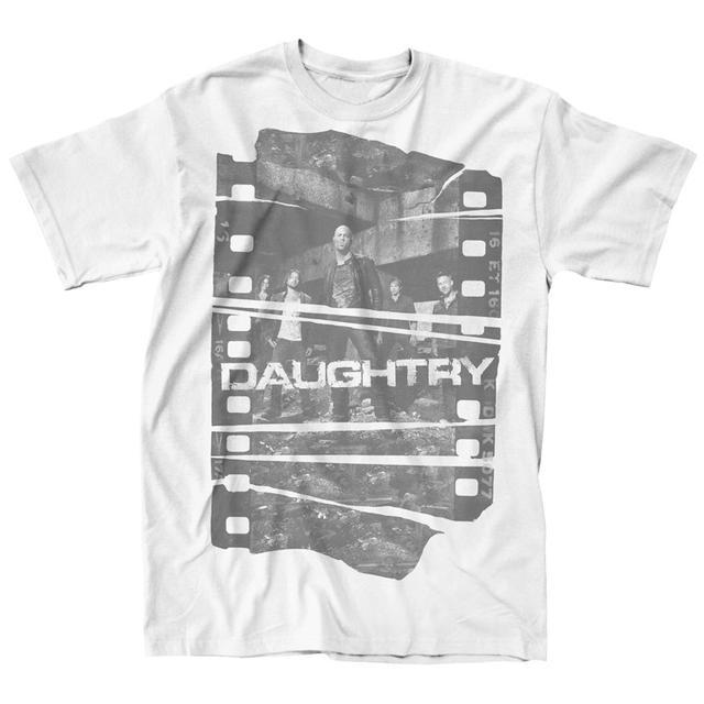 Daughtry Film T-shirt