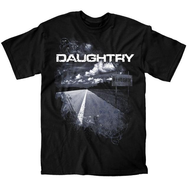 Daughtry Renegade Road T-shirt