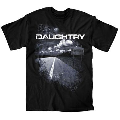 Daughtry Renegade Road T-shirt
