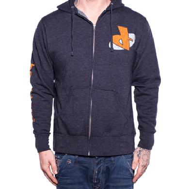Daughtry Long Live Zip Hoodie