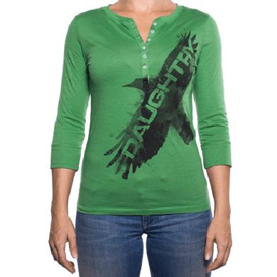 Daughtry Raven Henley T-Shirt - Women's