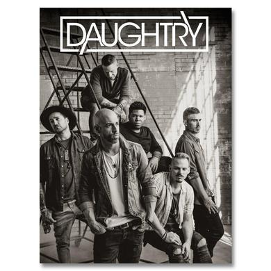 Daughtry Staircase Poster