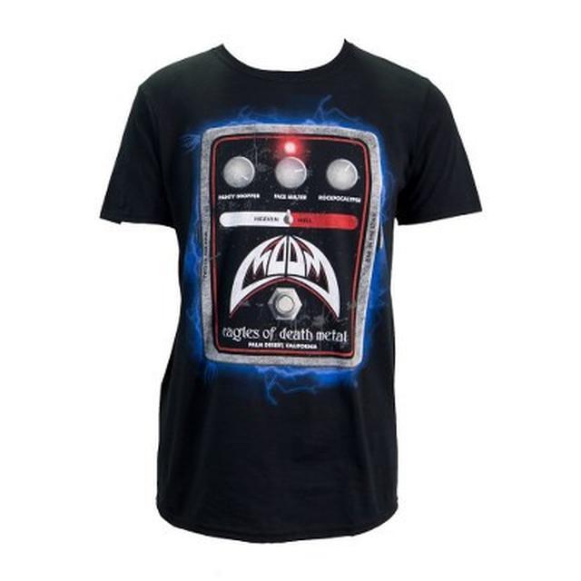 Eagles Of Death Metal Metal Pedal T-Shirt