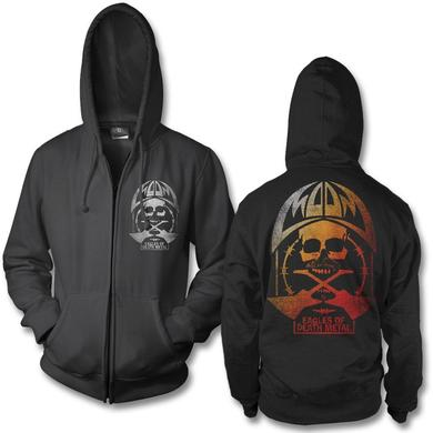 Eagles Of Death Metal Mouthful Zip Hoodie