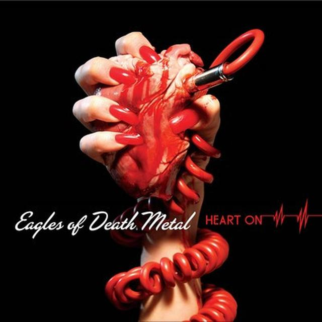 Eagles Of Death Metal Heart On CD