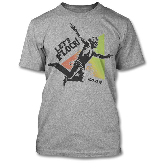 Eagles Of Death Metal Let's Flock T-Shirt (Sports Grey)