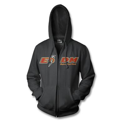Eagles Of Death Metal EODM Logo Zip Hoodie