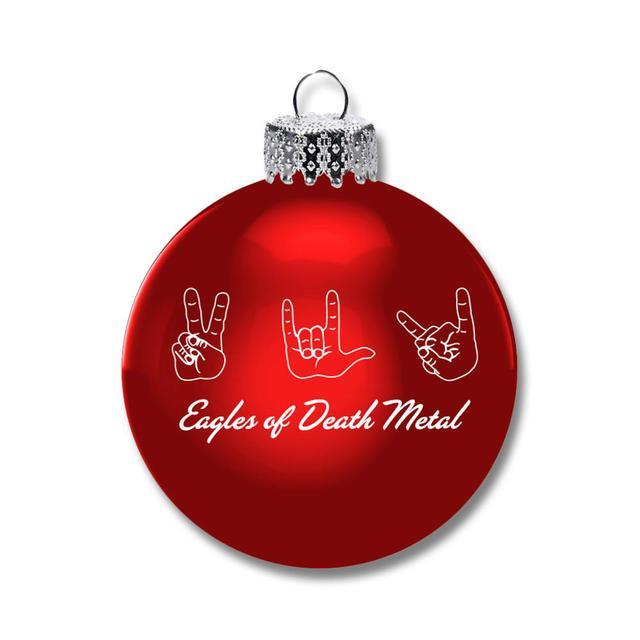 Eagles Of Death Metal Hand Jives Ornament