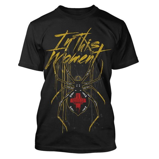 In This Moment Scrawled Tee