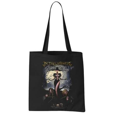 In This Moment Black Widow Tote Bag