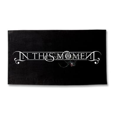 In This Moment Logo Blanket