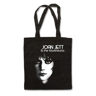 Joan Jett & The Blackhearts Close Up Tote Bag