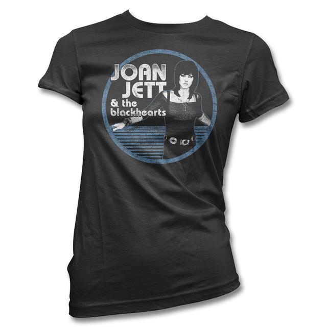Joan Jett & The Blackhearts Jett Circle T-shirt - Women's