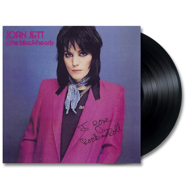 Joan Jett & The Blackhearts I Love Rock 'N' Roll - LP