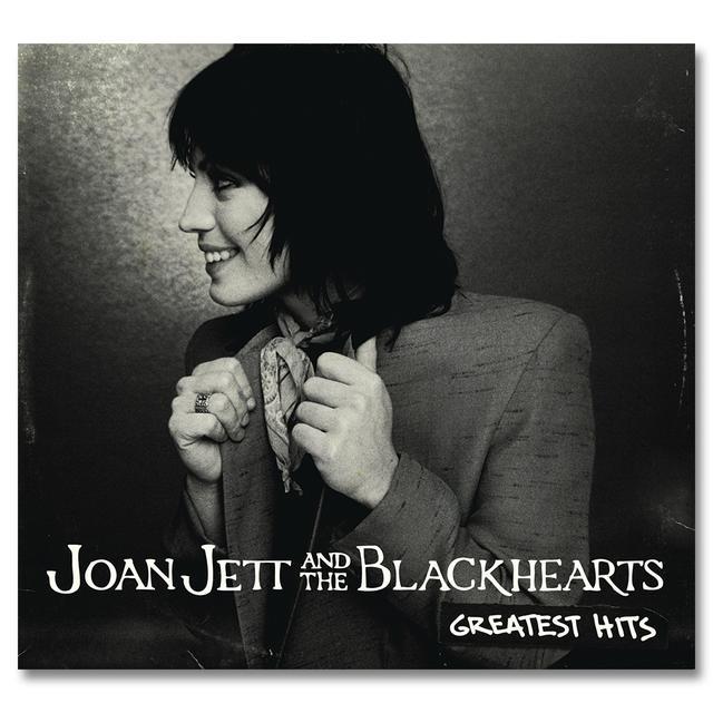 Joan Jett & The Blackhearts Greatest Hits - CD