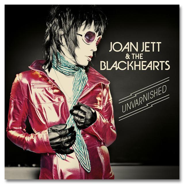Joan Jett & The Blackhearts Unvarnished - CD