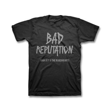 Joan Jett & The Blackhearts Bad Reputation Youth T-shirt - Black