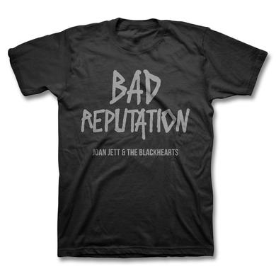Joan Jett & The Blackhearts Bad Reputation Youth T-shirt - Black