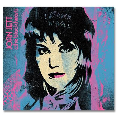 Joan Jett & The Blackhearts I Love Rock 'N' Roll 33 1/3 Anniversary - CD