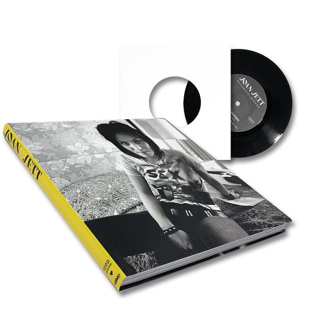 "Joan Jett Todd Oldham Book & 7"""