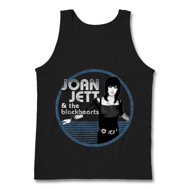 Joan Jett & The Blackhearts Jett Circle Tank Top