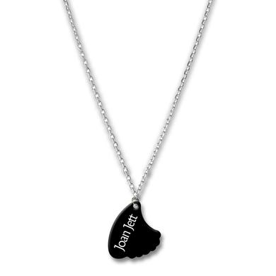 Joan Jett & The Blackhearts Shark Fin Pick Necklace