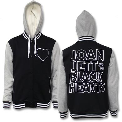 Joan Jett & The Blackhearts Blackheart Varsity Jacket