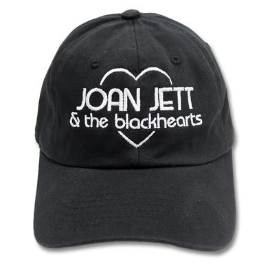 Joan Jett & The Blackhearts Embroidered Logo Unstructured Hat