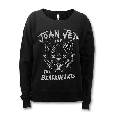 Joan Jett & The Blackhearts Pussy Kat Crewneck - Women's