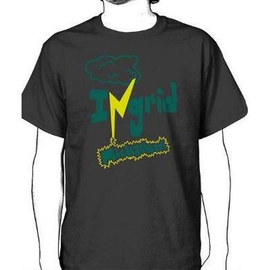 Ingrid Michaelson Zap T-Shirt (Asphalt)