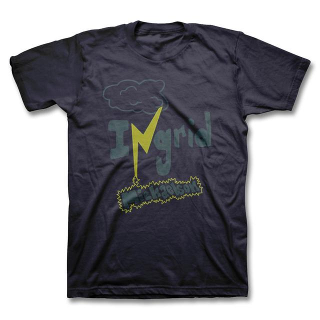 Ingrid Michaelson Zap T-Shirt - Men's (Navy)