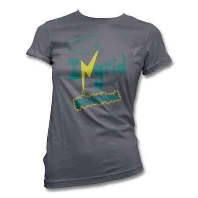 Ingrid Michaelson Zap T-Shirt - Women's (Asphalt)