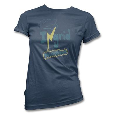 Ingrid Michaelson Zap T-Shirt - Women's (Navy)
