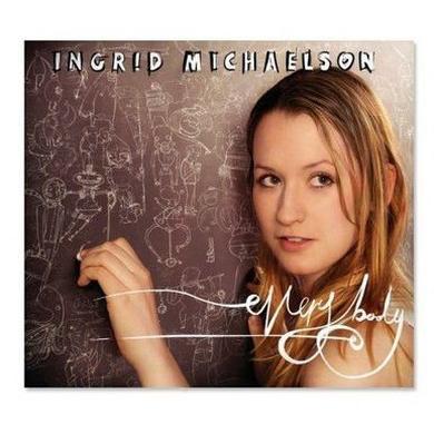 Ingrid Michaelson Everybody CD