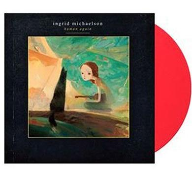 Ingrid Michaelson Human Again Red LP (Vinyl)