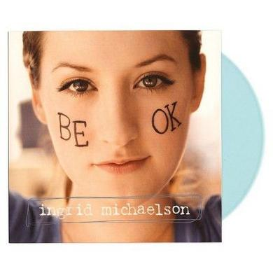 Ingrid Michaelson Be Ok Vinyl LP (Blue)