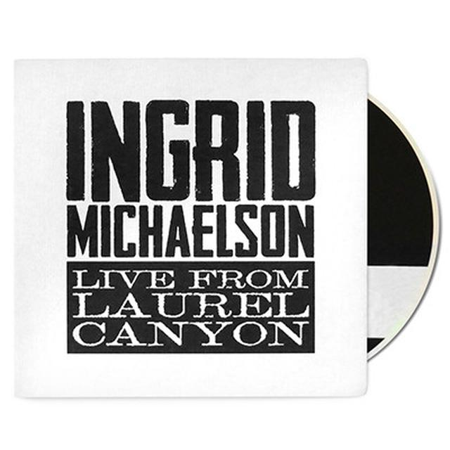 Ingrid Michaelson Live From Laurel Canyon EP