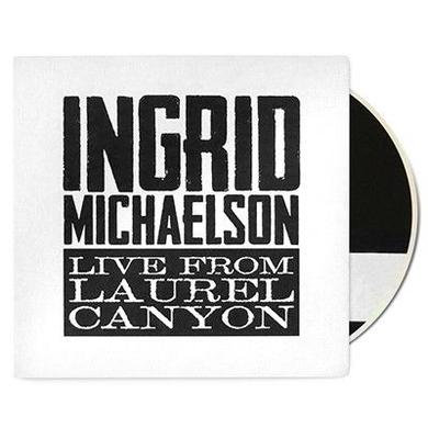 Ingrid Michaelson Live From Laurel Canyon EP (Vinyl)