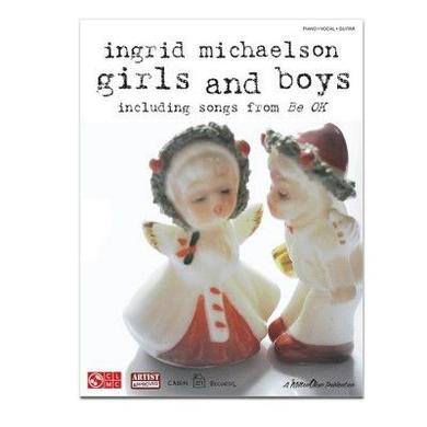 Ingrid Michaelson Girls and Boys Songbook