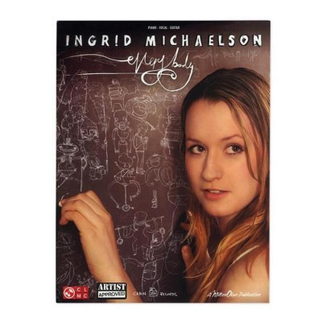 Ingrid Michaelson Everybody Songbook