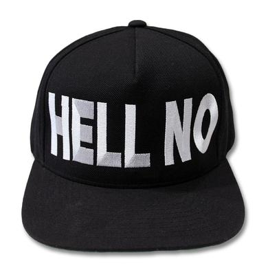 Ingrid Michaelson Hell No Embroidered Snapback