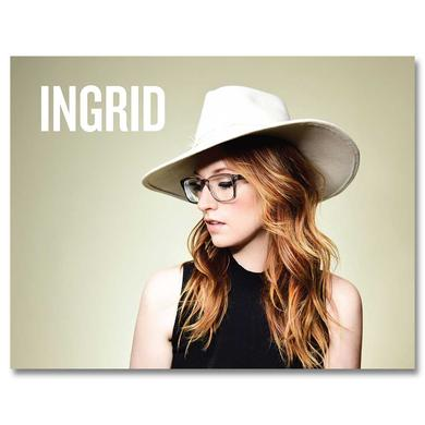 Ingrid Michaelson Ingrid Hat Poster